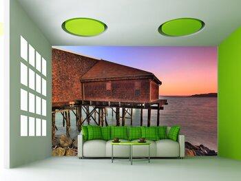 Фотообои на стену Маяк в Сардинии