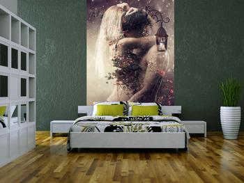 Фотообои Притяжение любви
