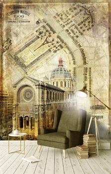 Фотообои Церковь Святого Августина