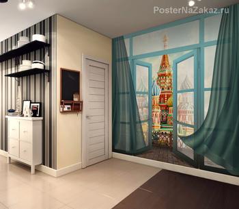 Фотообои Покровский собор