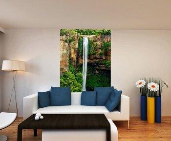 Фотообои на стену Тихое горное озеро
