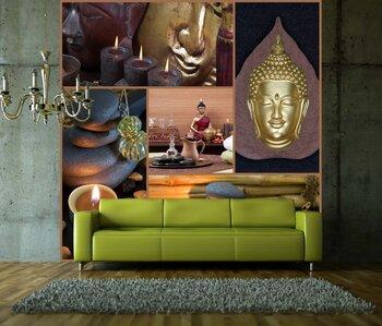 Фотообои Азия, спа, Будда