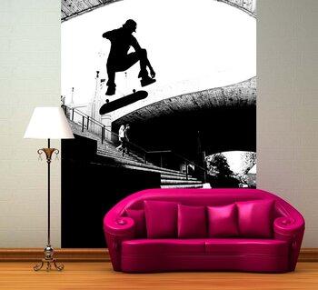Фотообои на стену Наездник