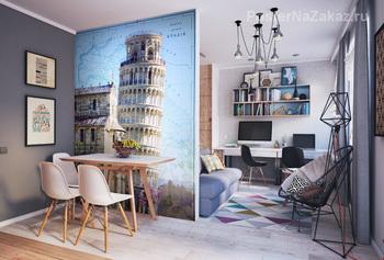 Фотообои Пизанская башня