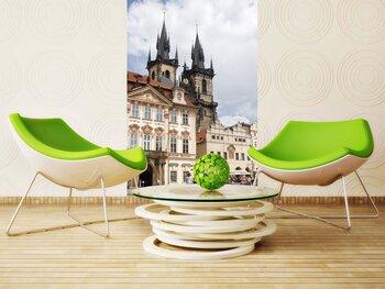 Фотообои на стену Прага. Уходящий день