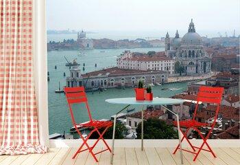 Фотообои на стену Венеция, Италия. Панорама с видом на залив
