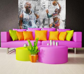 Фотообои Лига баскетбола