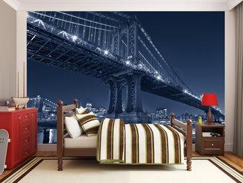 Фотообои на стену George Washington Bridge, New York.