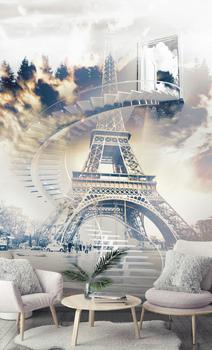 Фотообои Эйфелева башня в Париже