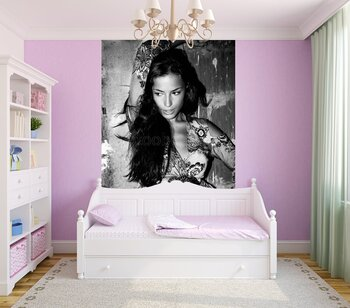 Фотообои на стену Красивые трусики