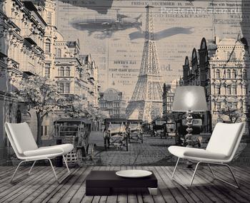 Фотообои Улица старого Парижа