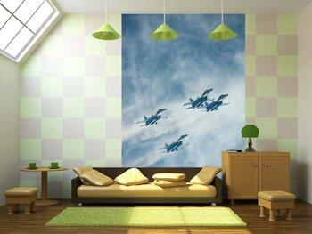 Фотообои на стену Рыбацкий баркас