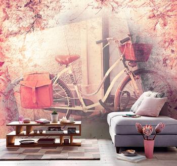 Фотообои на стену Весенний букет