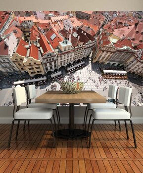 Фотообои на стену Прага. Под небом голубым