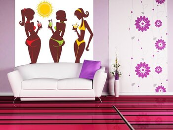 Фотообои на стену Мода