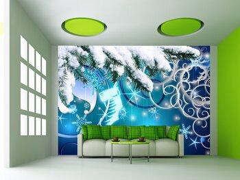 Фотообои на стену abst-15041073