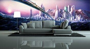 Фотообои на стену Башни Эмиратов в Дубайи