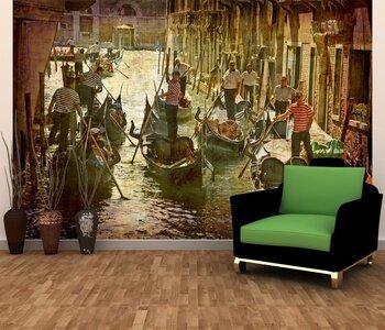 Фотообои на стену Знаменитый вид на Сан-Джорджо Маджоре