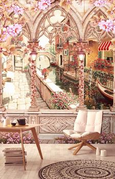 Фотообои романтика Венеции