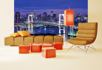 Фотообои Tokyo Bay
