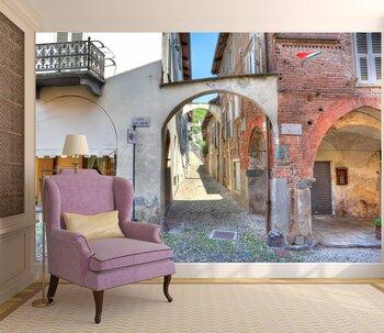 Фотообои на стену Пуэрто-де-Гран-Канария Моган,белые дома