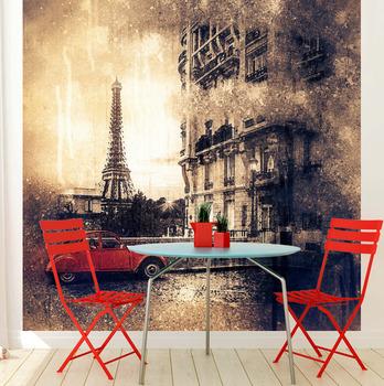 Фотообои Парижская улица