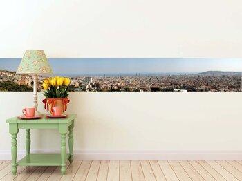 Фотообои Панорама Барселоны