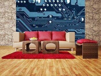 Фотообои на стену abst-09051064