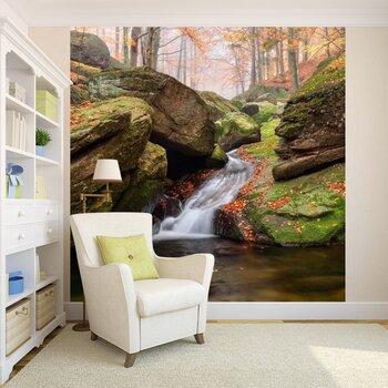 Фотообои Прекрасный водопад