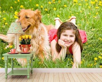 Фотообои на стену Дети