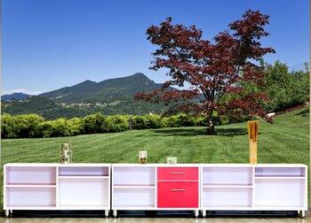 Фотообои на стену Val di Mello - Lombardia - Italy