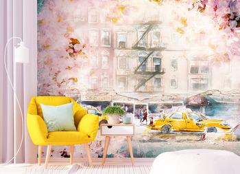 Фотообои Улица Нью-Йорка