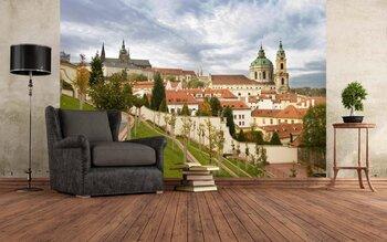 Фотообои Прага. Живописный склон
