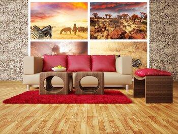 Фотообои Африка, сафари