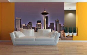 Фотообои Сиэтл фото города