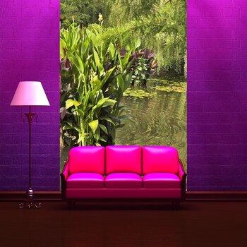 Фотообои на стену Японский сад