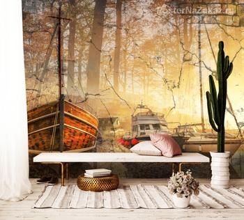 Фотообои на стену photo-17110947